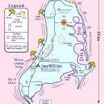 Island's map